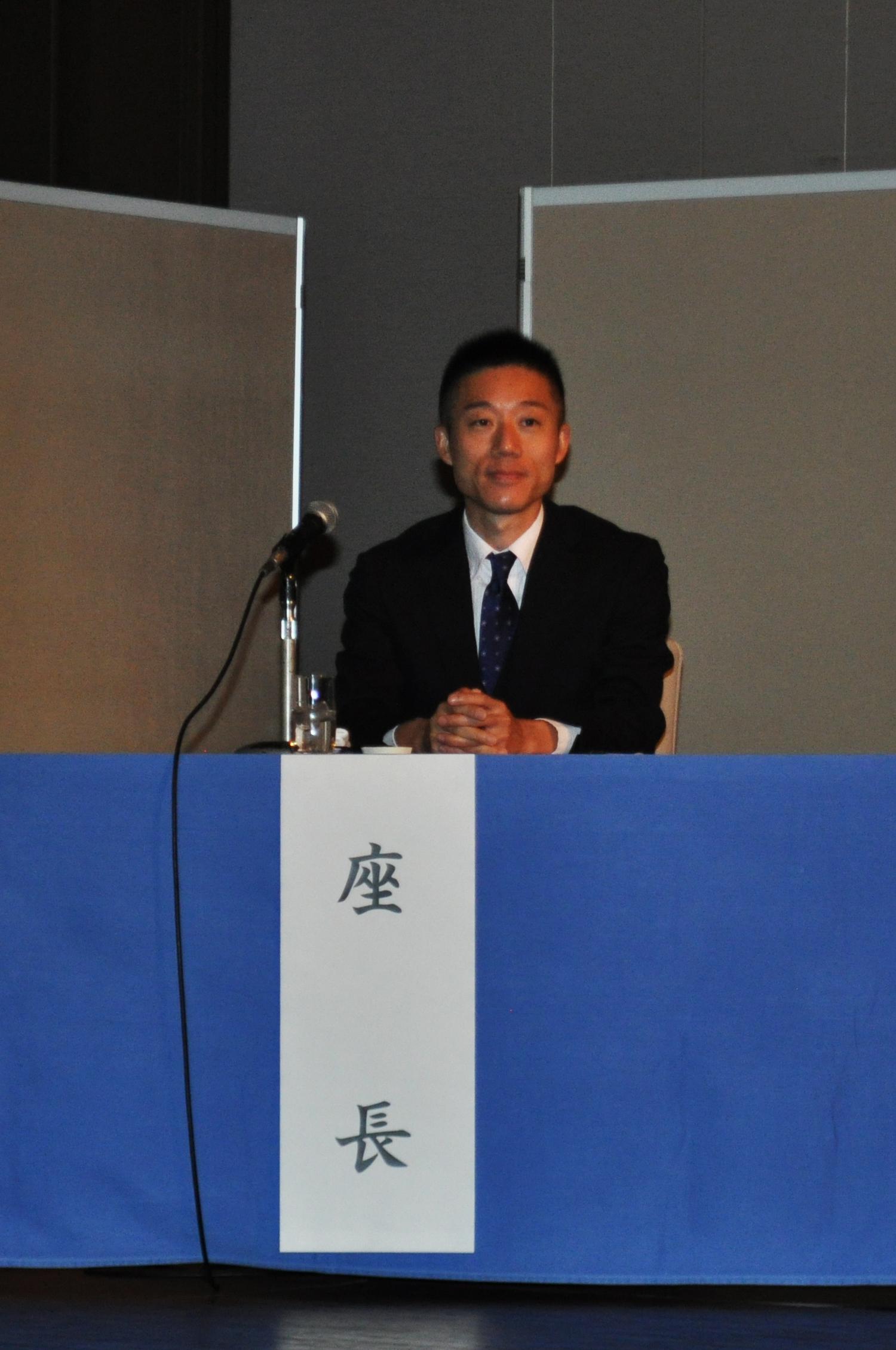 第Ⅰ部の座長:安藤恒平医師