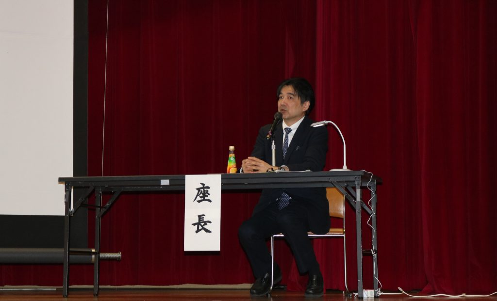 第43回山梨総合医学会にて座長を務めました池上仁志院長