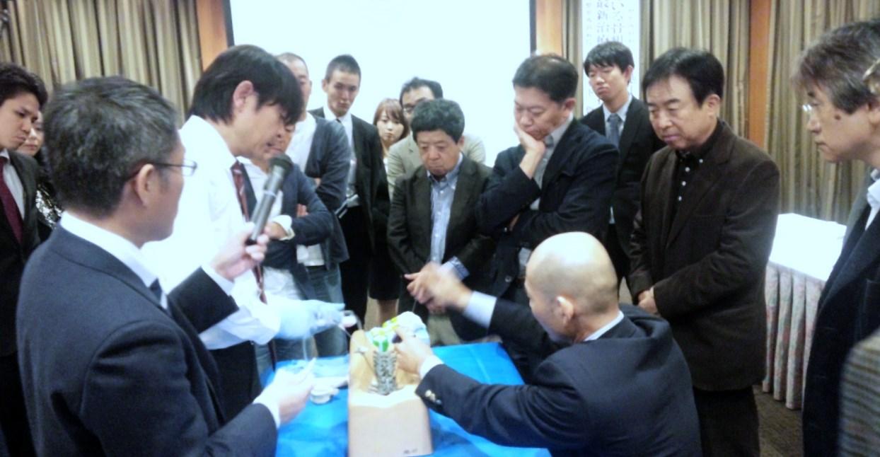 貢川整形外科病院が主催の臨床懇話会