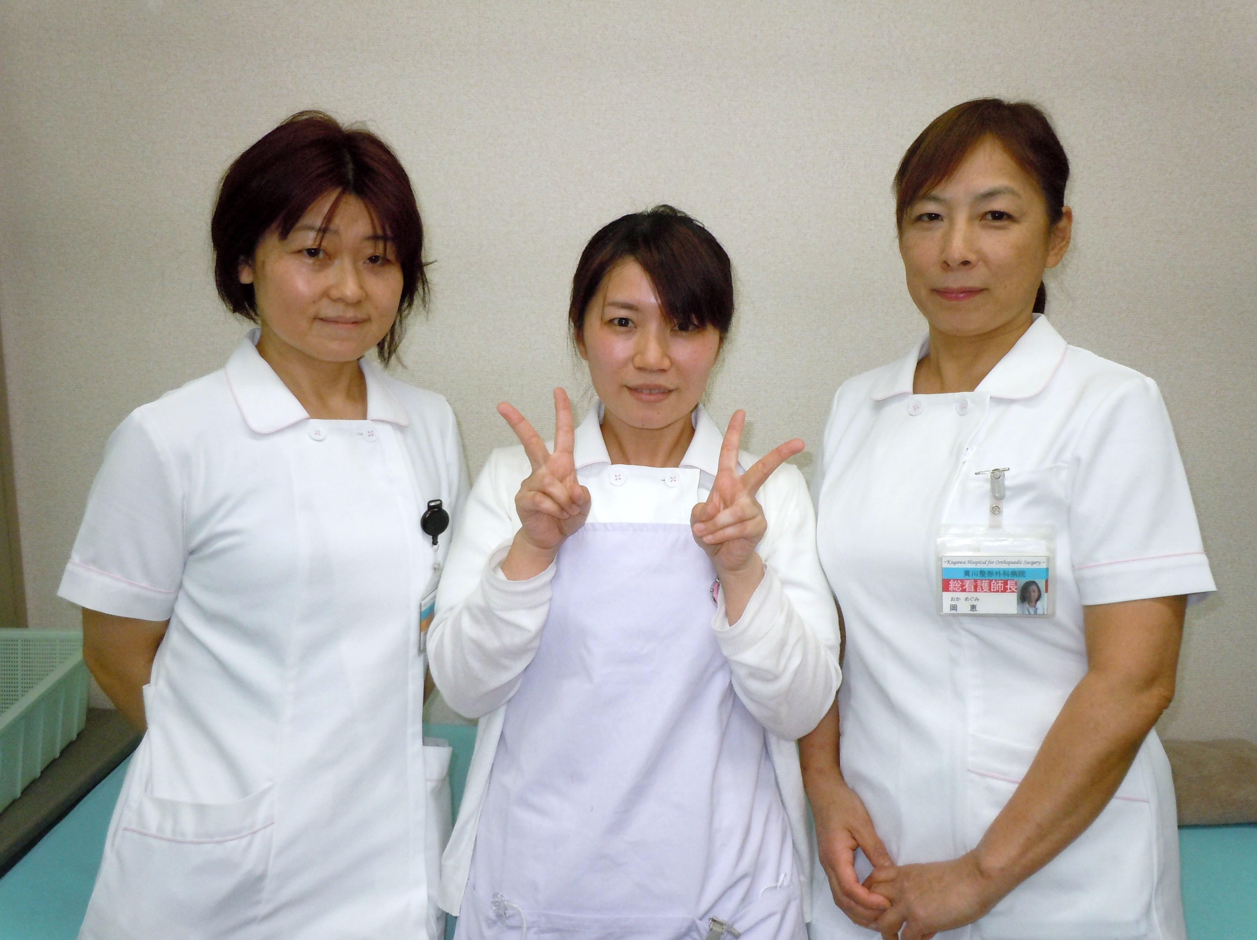 千野典子准看護師が看護師国家試験に合格しました