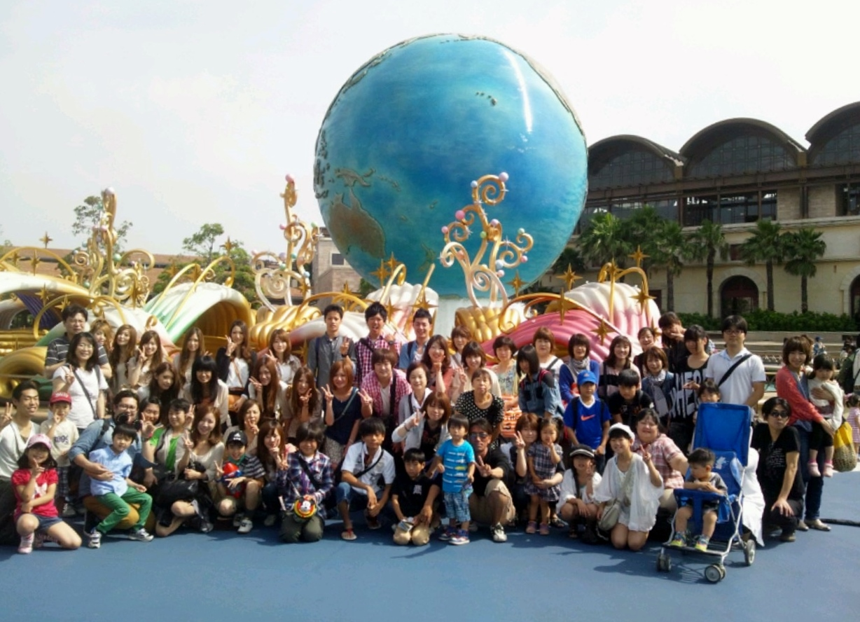 ディズニー旅行 2013