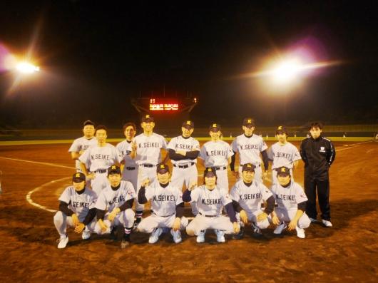 山梨メディカルリーグ 2009 (初戦)